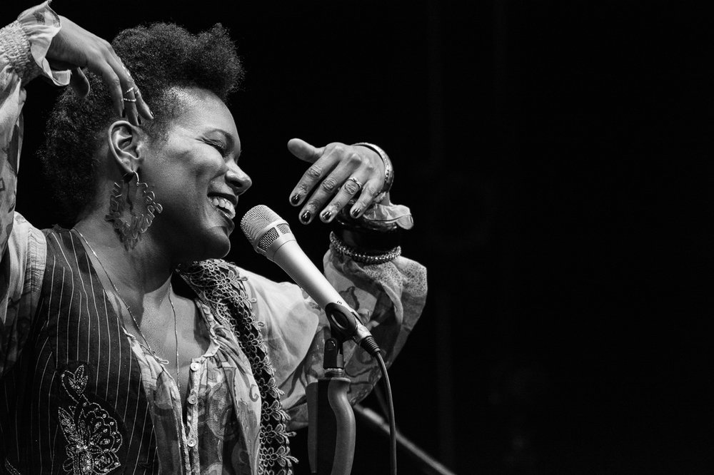 China Moses, Chiasso Jazz Festival, 2017.
