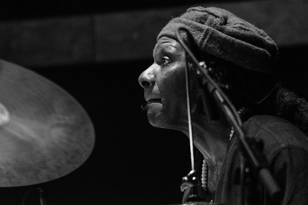 Hamid Drake - David Murray Quartet, Chiasso Jazz Festival, 2017.