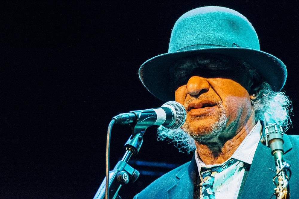Gary Bartz, Chiasso Jazz Festival, 2016.