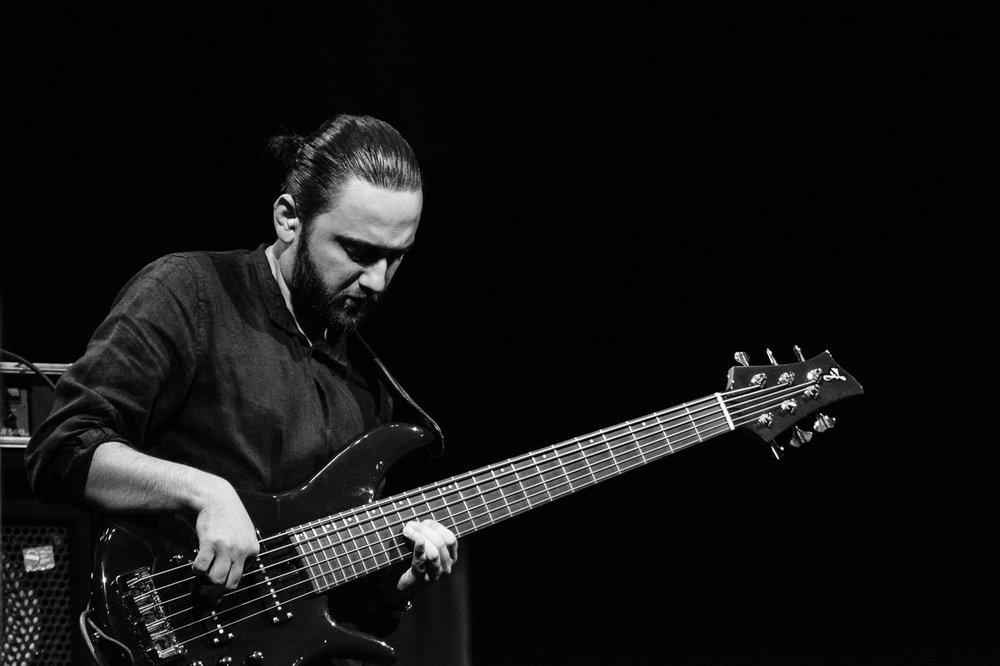 Teymur Phell, Lugano Estival Jazz, 2017.