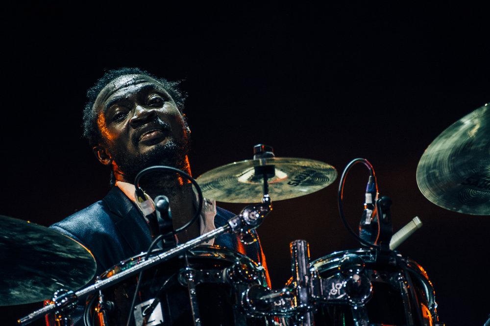 Thibaut Sery - Les Ambassadeurs, Lugano Estival Jazz, 2015.