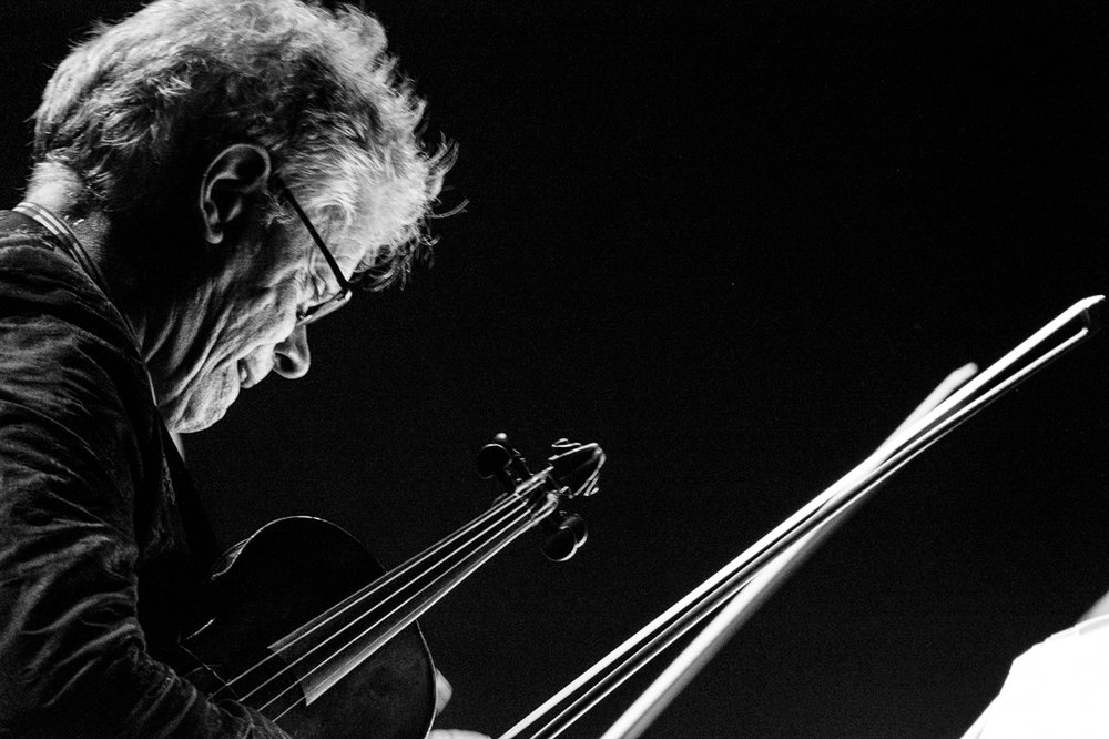David Harrington - Kronos Quartet