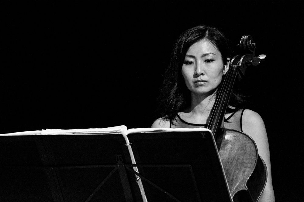 Sunny Jungin Yang - Kronos Quartet