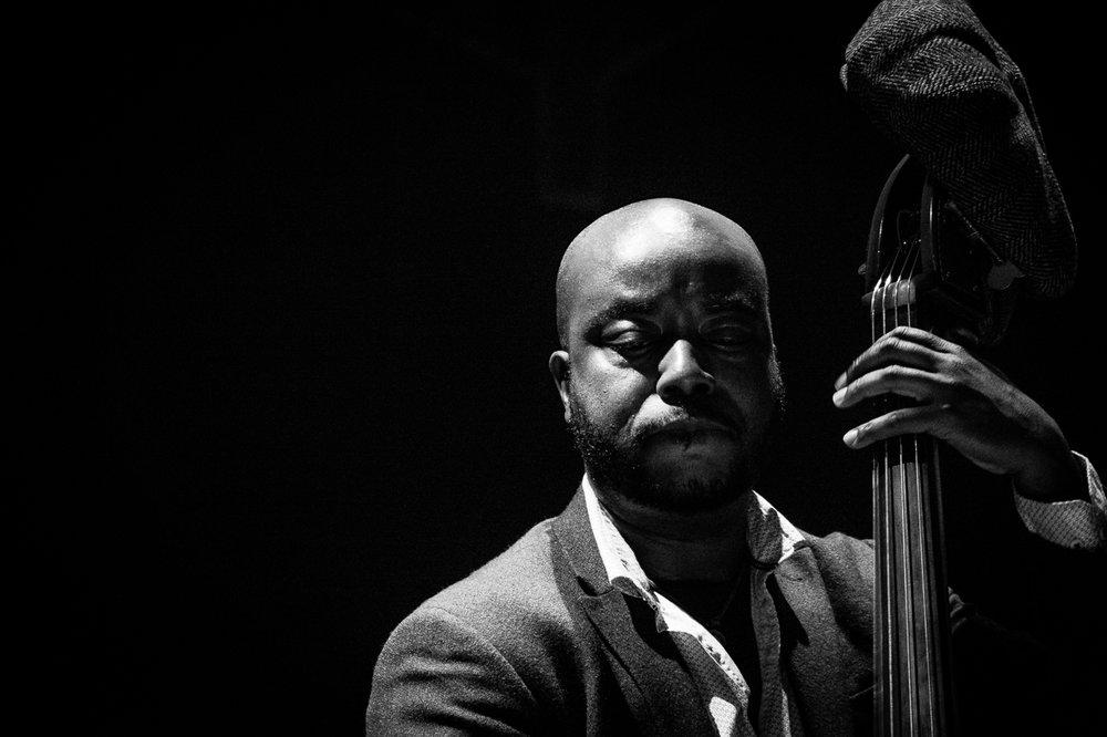 Ameen Saleem, Chiasso Jazz Festival, 2018.