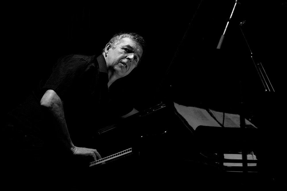 Huw Warren, Chiasso Jazz Festival, 2018.