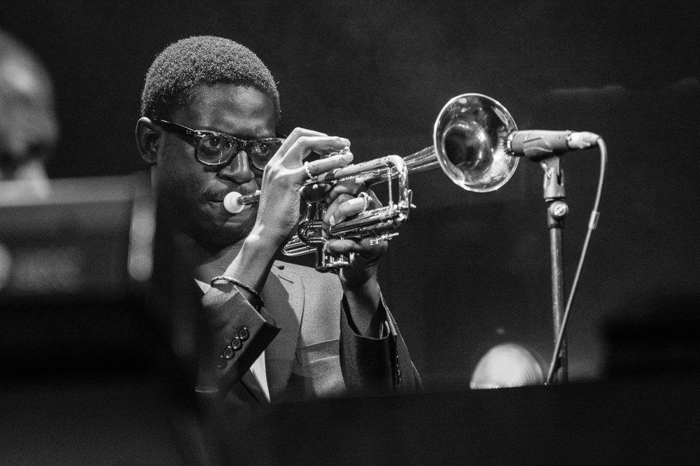 Mark Kumava - Les Amassadeurs, Lugano Estival Jazz, 2015.