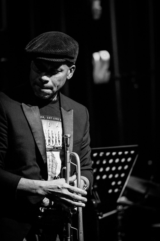 Gendrikson Mena, Jazz in Bess, Lugano, 2018.