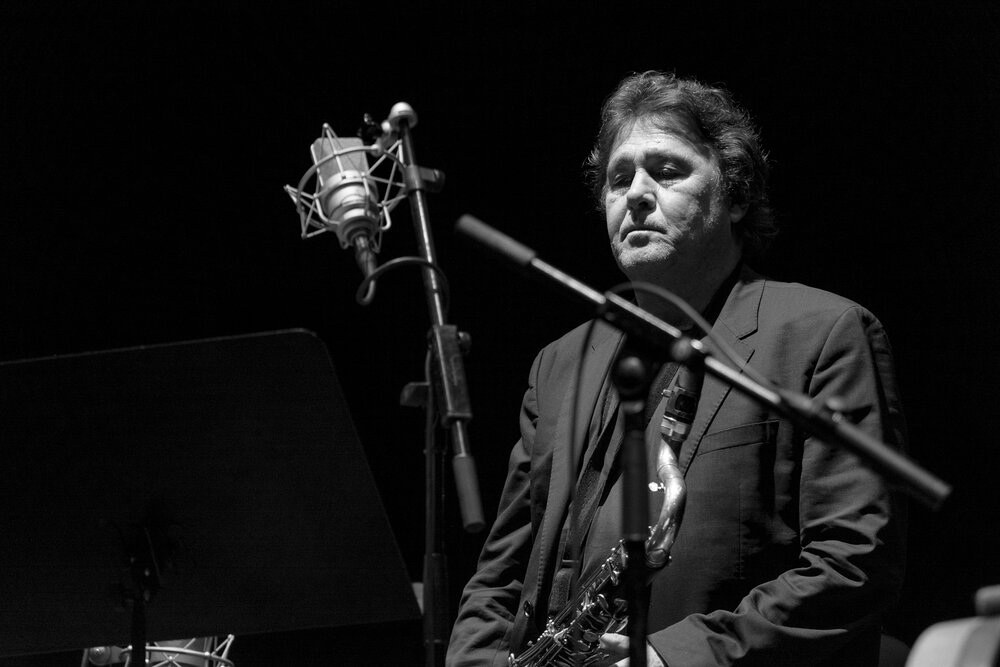 Louis Sclavis, Chiasso Jazz Festival, 2016.