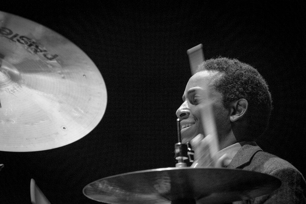 Francisco Mela - Gary Bartz Quartet, Chiasso Jazz Festival., 2016