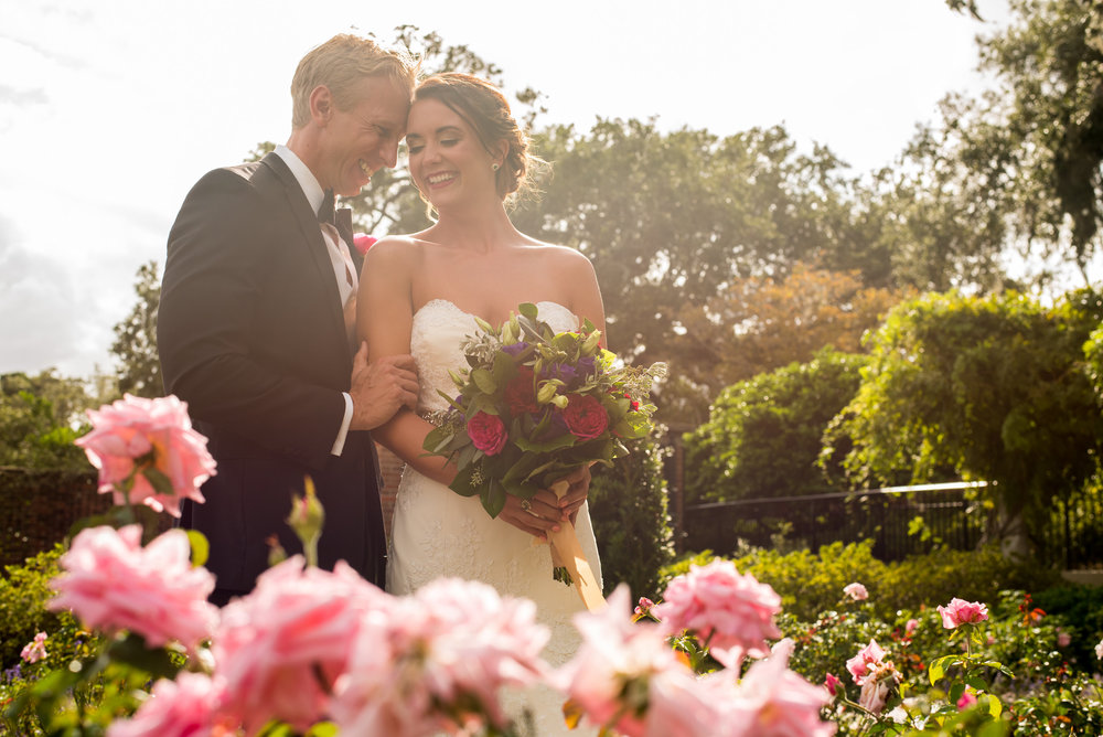 Garden Wedding, G.G. Events Jacksonville Fl, J'Adore Studios