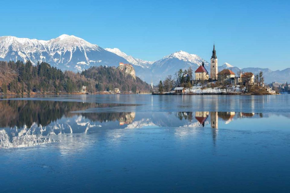 Unreal Fairytale Towns in Europe