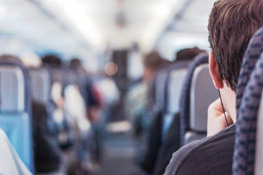 Tips for staying sane during a flight
