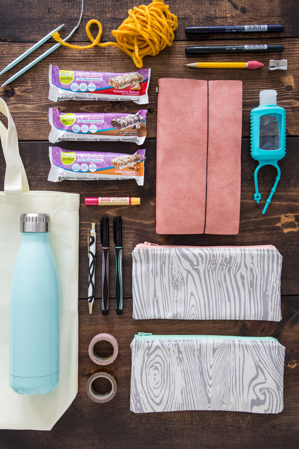 Packing a Travel Survival Kit