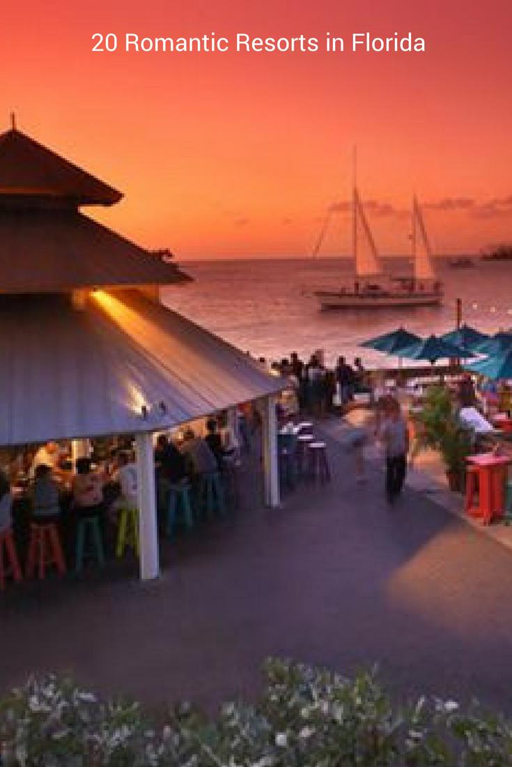 20 Romantic Resorts in Florida