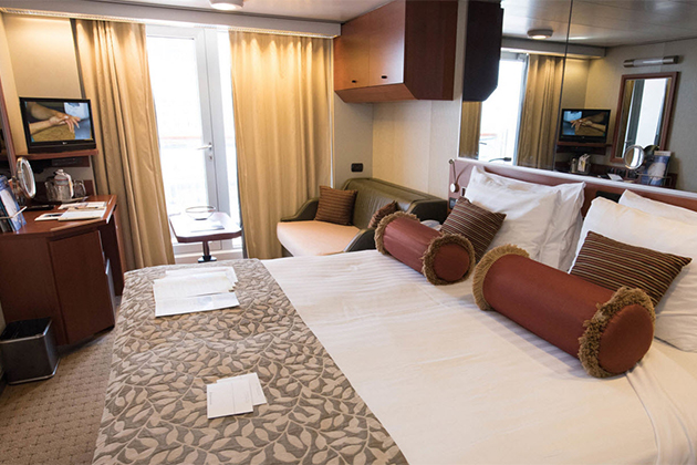 Upgrading your stateroom cabin?
