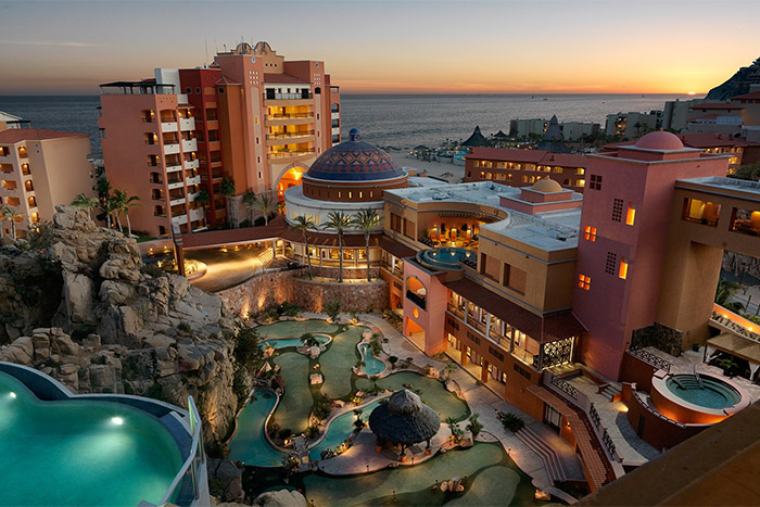 Playa Grande Resort & Grand Spa - Pricing example: July 15-19, 2019, $691/pp for a King bed, Deluxe Junior Suite.Airfare portion included in the pricing is based from a Los Angeles, Ca departure and 4 nights accommodations based on a Monday - Thursday stay. Other departing airport locations and check-in/check-out dates could be at a different price. Price shown includes all taxes and most fees.