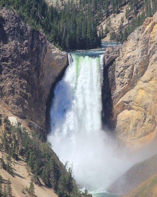 Waterfalls in British Falls