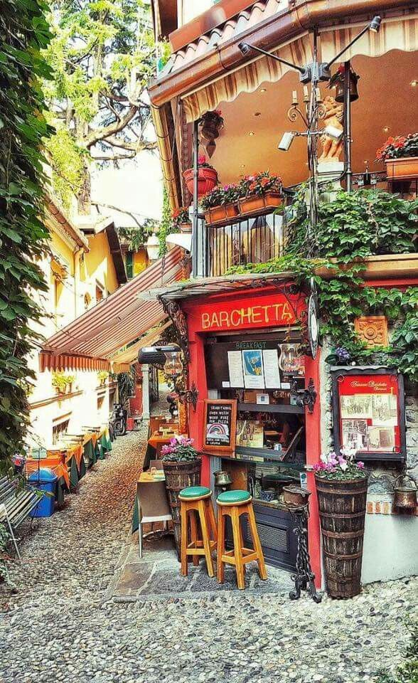 Corner spot in Montessaro Italy