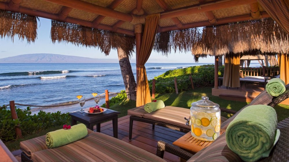 Oceanfront Relaxation