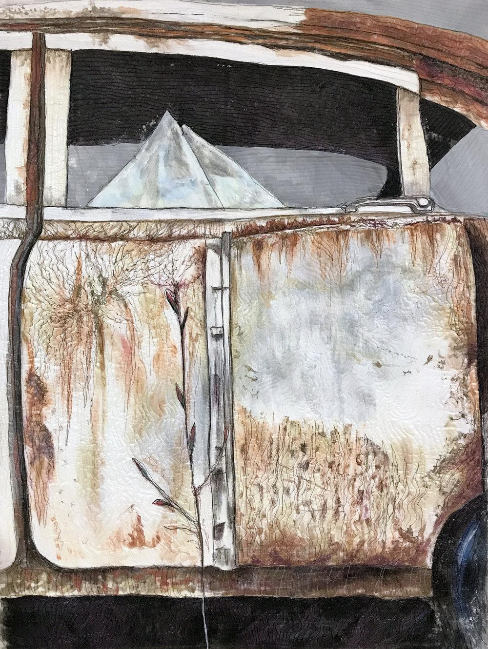 Rust In Peace 33x51 2017
