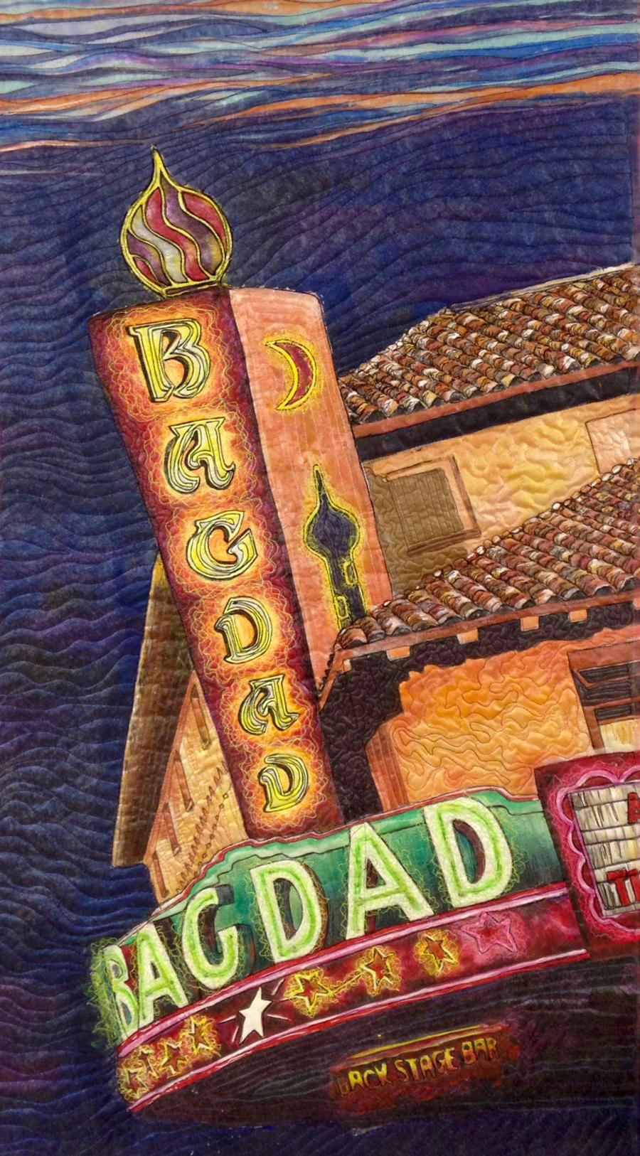 Bagdad Theater 22 x 30 2015