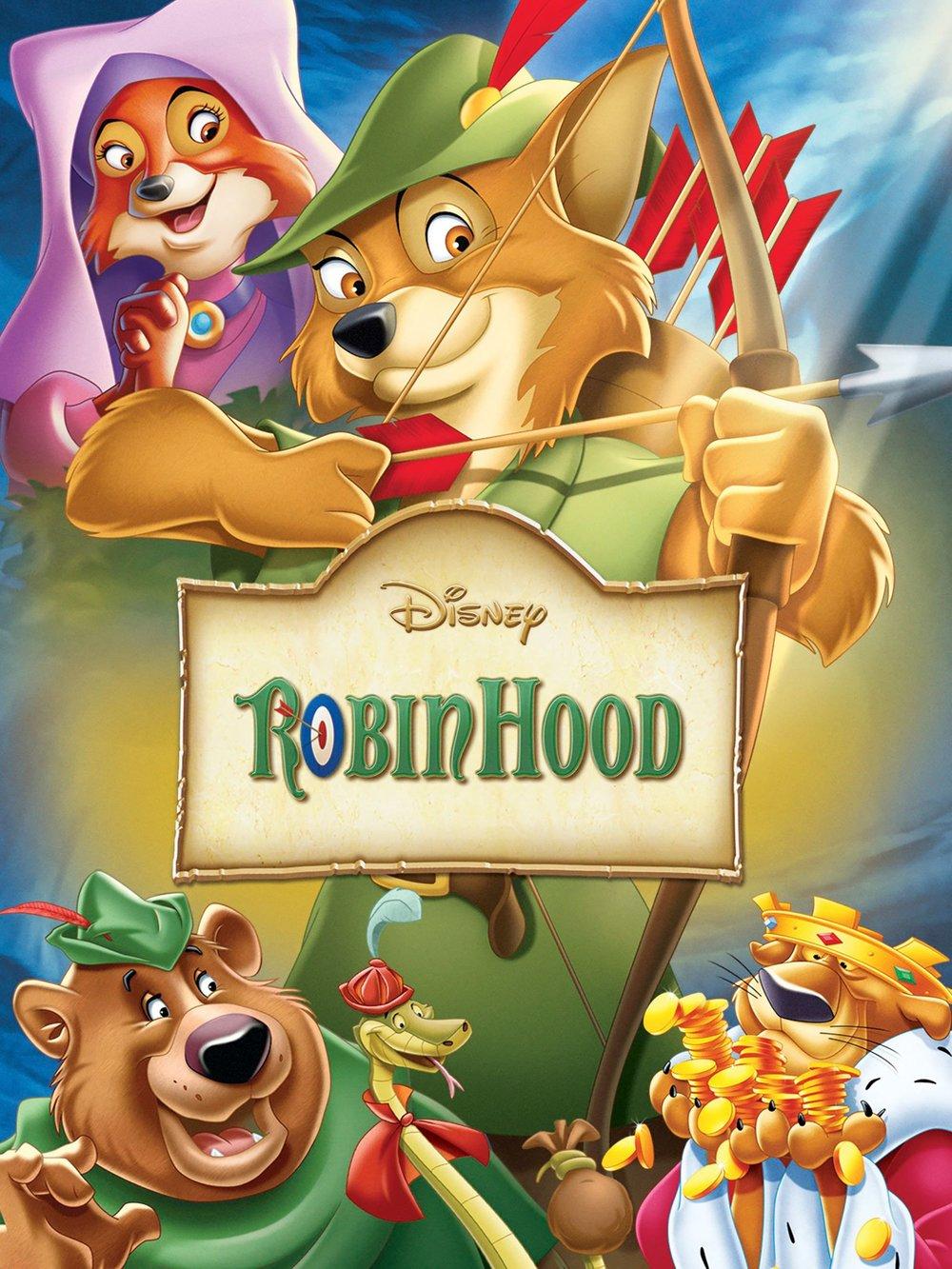 61 Robin Hood The Walt Vault