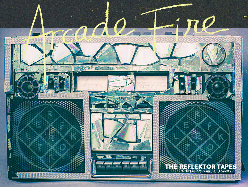 DVD Review: The Reflektor Tapes - Acclaimed music video director Kahlil Joseph provides a visual exposition through and beyond the inner workings of Arcade Fire's latest 2013 album Reflektor. Those who are already fans will feel reunited with giddy sensations of...Read more.