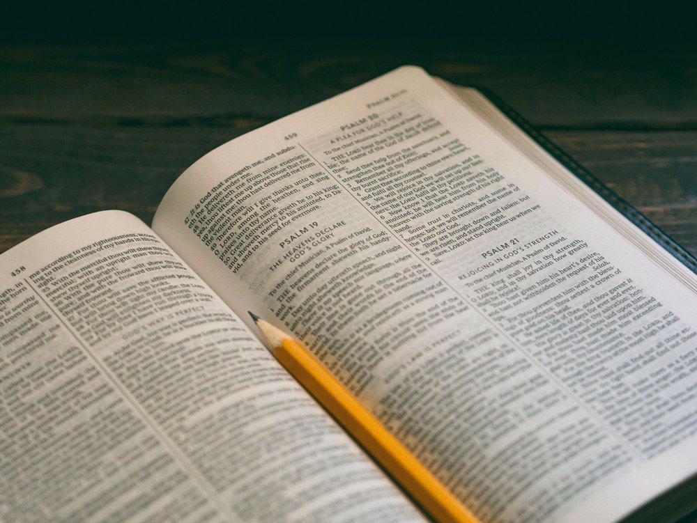 Annual Scripture Examination - JUN 2019