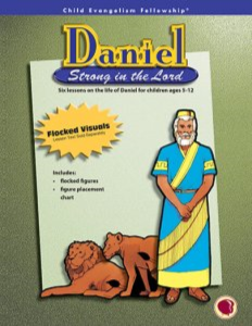 Daniel—Strong in the Lord Flannelgraph Visuals $28.00 plus P & P