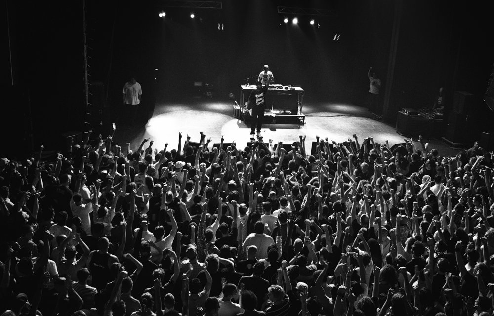 KRS-ONE Enmore Theatre, Sydney 2012