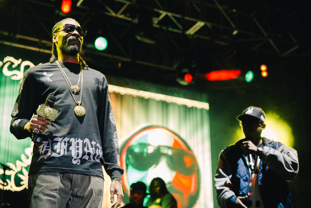 Snoop Dogg Big Day Out, Melbourne 2014
