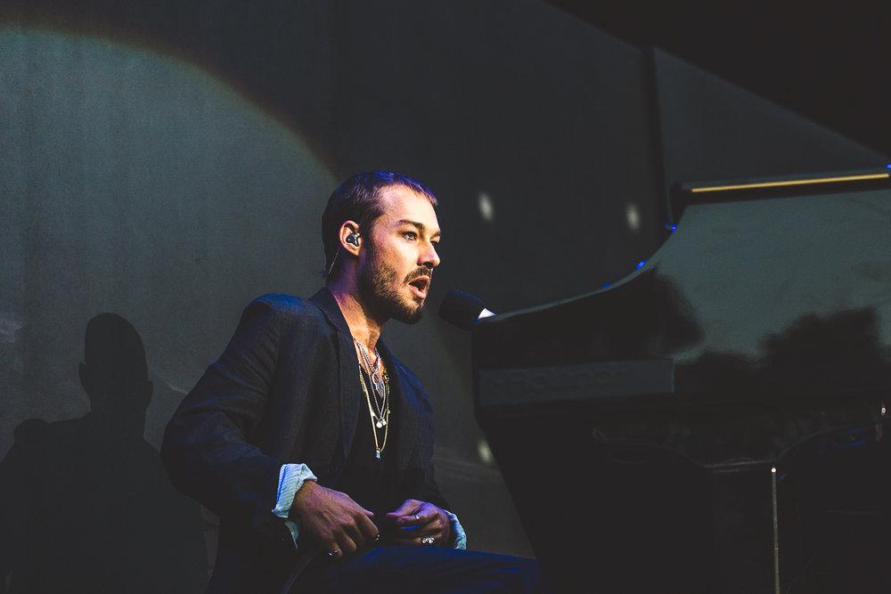 Daniel Johns JJJ Beat The Drum, Sydney 2015