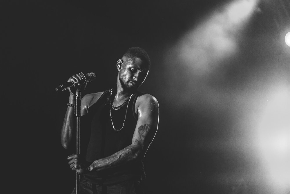 Usher Roots Picnic, Philadelphia 2016
