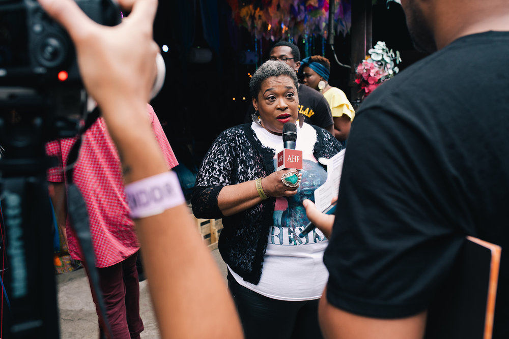 AFROPUNK x the Drug Policy Alliance, Atlanta 2017