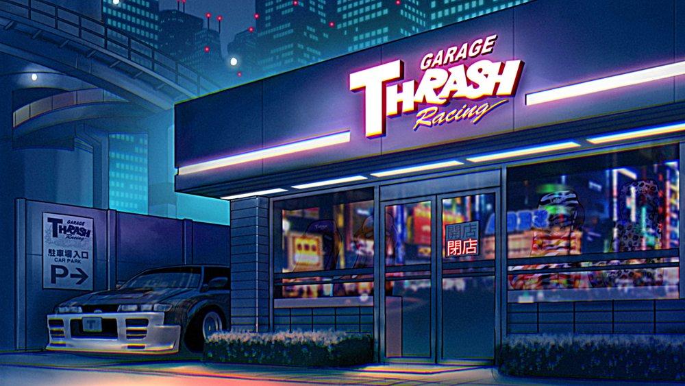 Thrash Closed