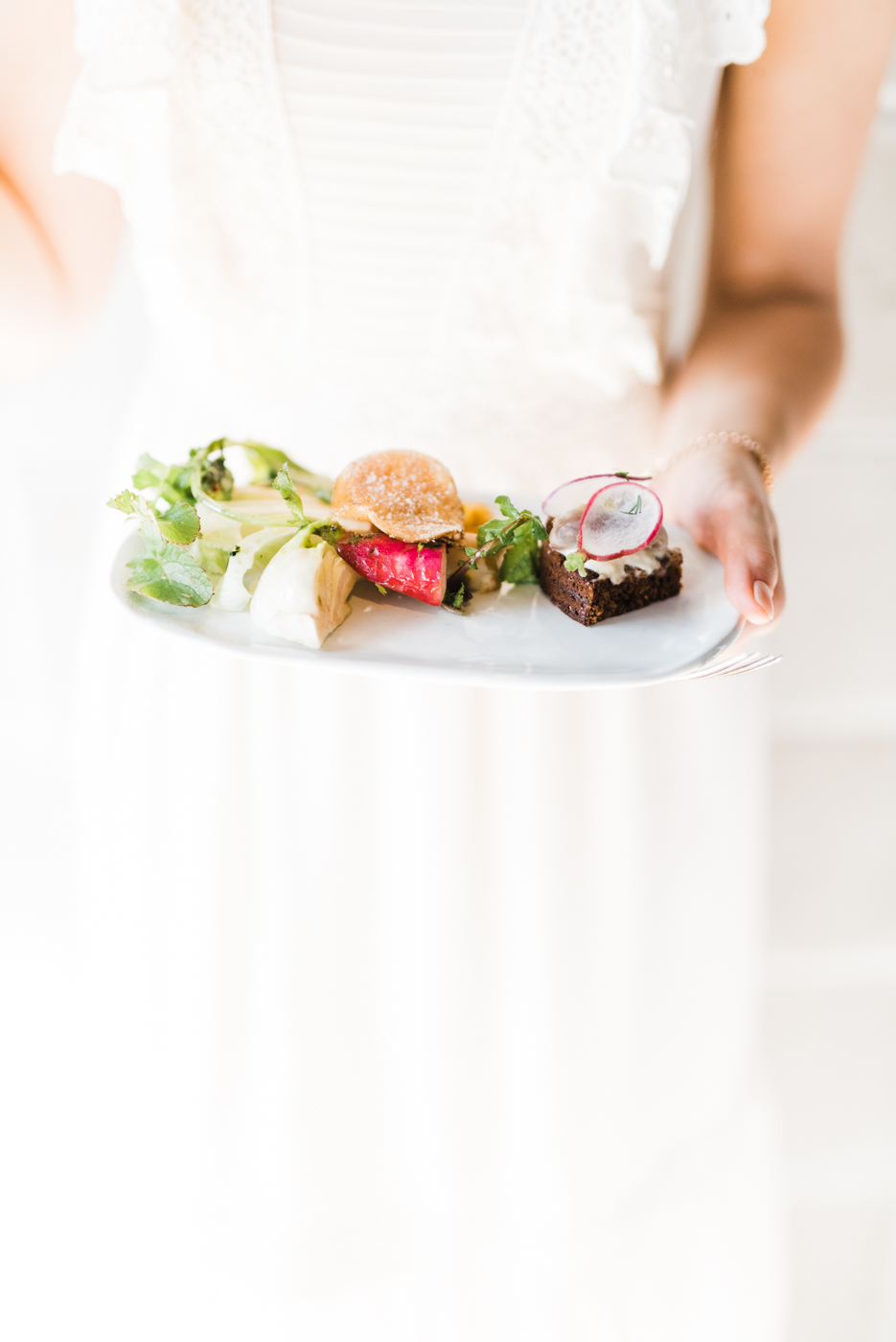 Haley Richter Photography - Branding food photography images for catering companies and restaurants.