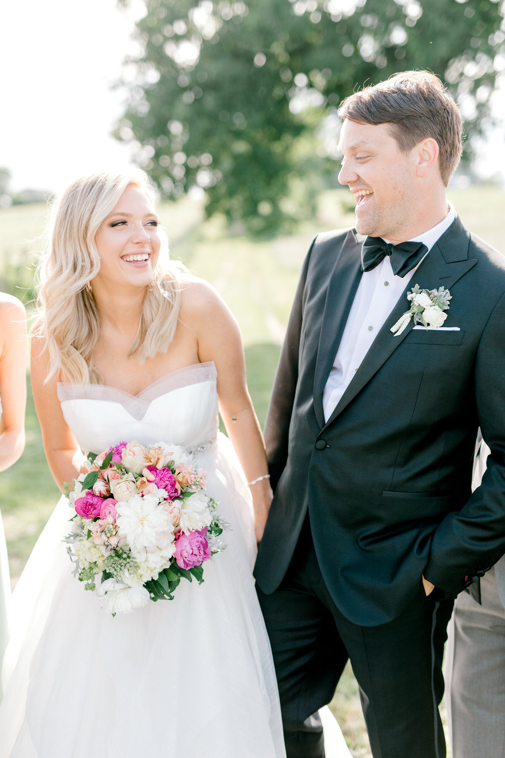 haley-richter-photography-fero-vineyards-summer-wedding-allison-and-josh-winery-pennsylvania-classic-pink-and-white-wedding-black-suit-peonies-winery