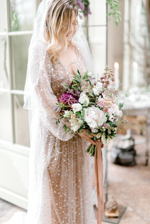 haley-richter-photography-jardin-de-buis-wedding-photos-greenhouse-wedding-bhldn-gown-lilac-wedding-bouquet-beaded-wedding-gown-new-jersey-weddings-garden-wedding-purple-wedding-bouquet-flowers-greenhouse-wedding-violet-lilac