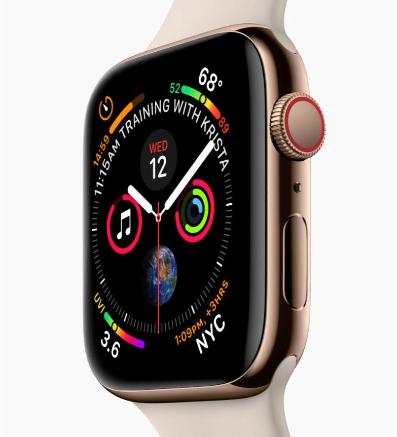 Apple - Apple Watch Series 4 - starting at $399