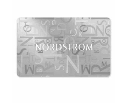 Nordstrom GIft Card - $10-$1,000