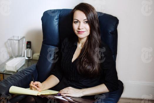 Elena Mosaner - Certified Hypnotist, Master NLP, PCC, MS