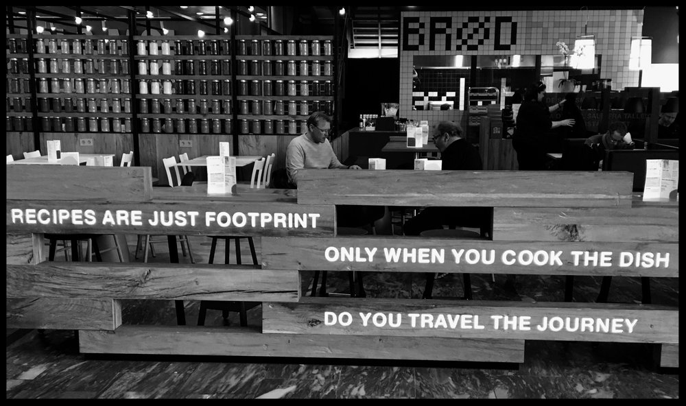 Travel the Journey  - Oslo Airport - 2017