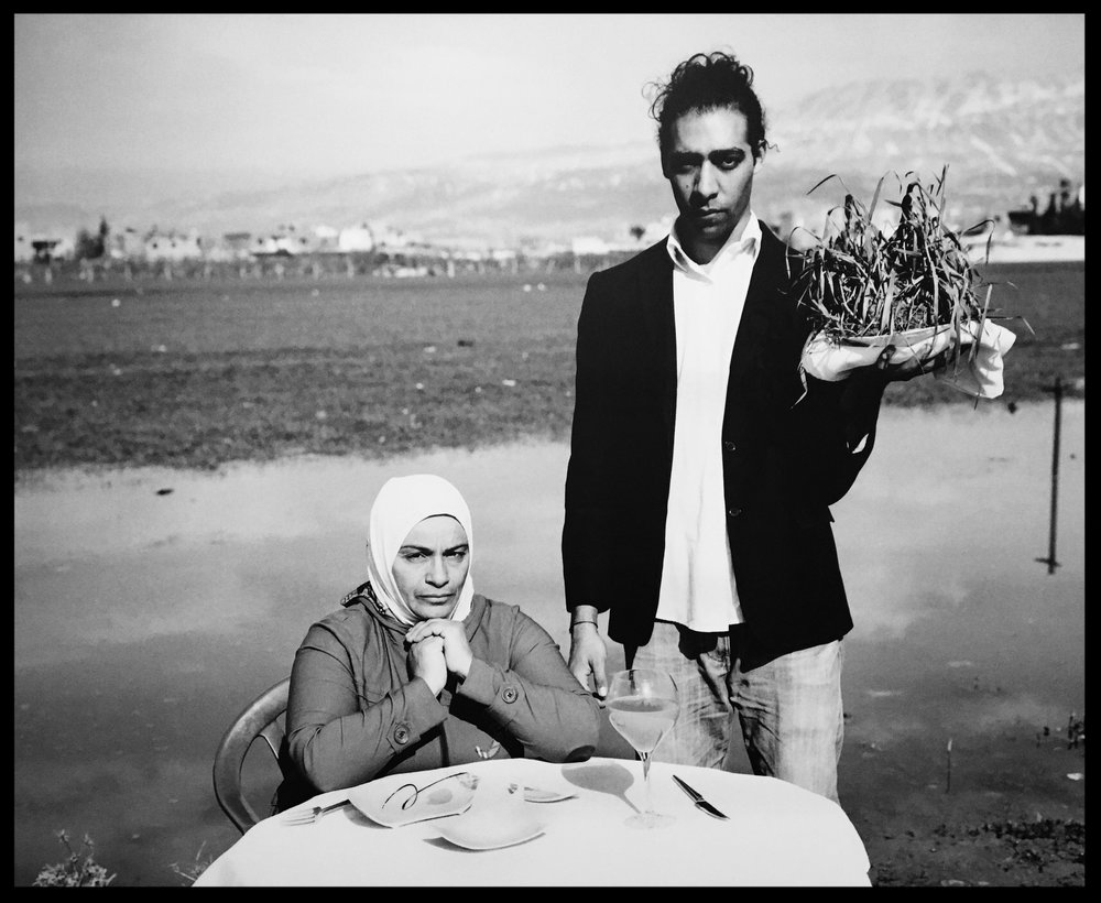 Image by photographer    Omar Imam    -    Live, Love, Refugee