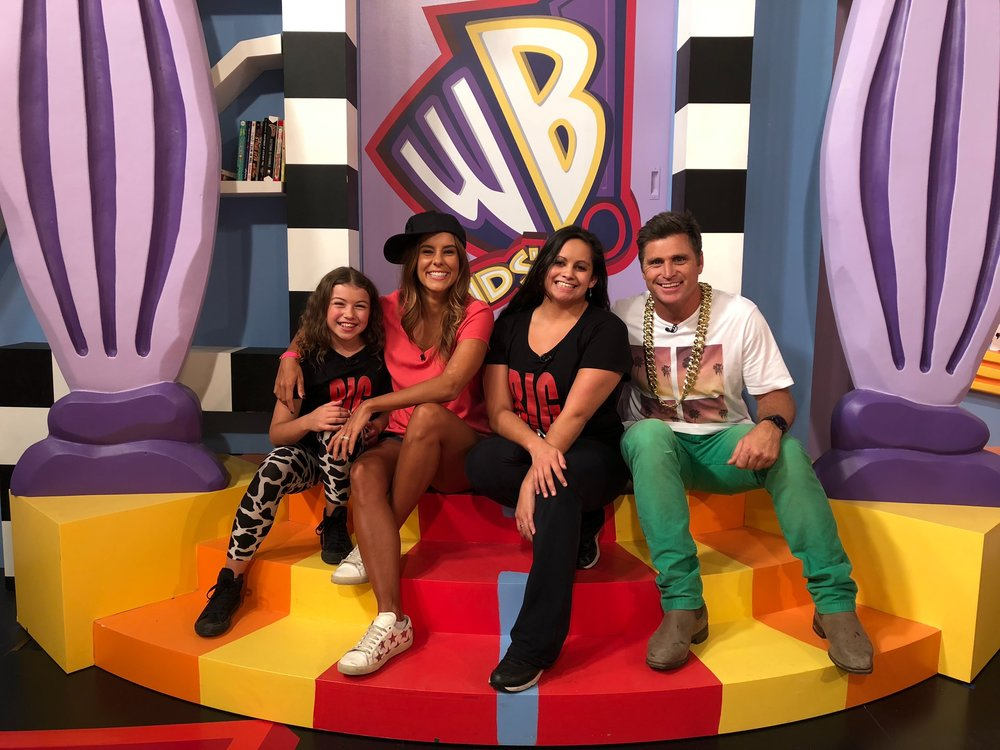 - CATCH THE BIG DANCE ON KIDS' WB ON SUNDAY 22 APRIL!BIG DANCE IS FOR ALL AGES, JOIN US AT AN EVENT ON 29 APRIL