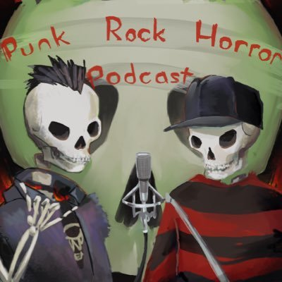 The Punk Rock Horror Podcast