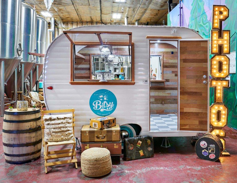 THE BITSY LAUNCH PARTY - BITSY PHOTOBOOTH & DJ BOOTHAspen Beer Company Brewing FacilityAspen, Colorado