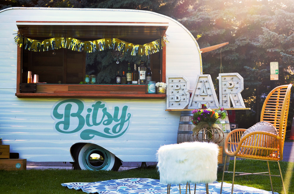 PRIVATE COCKTAIL RECEPTION - BITSY BARPaepcke ParkAspen, Colorado