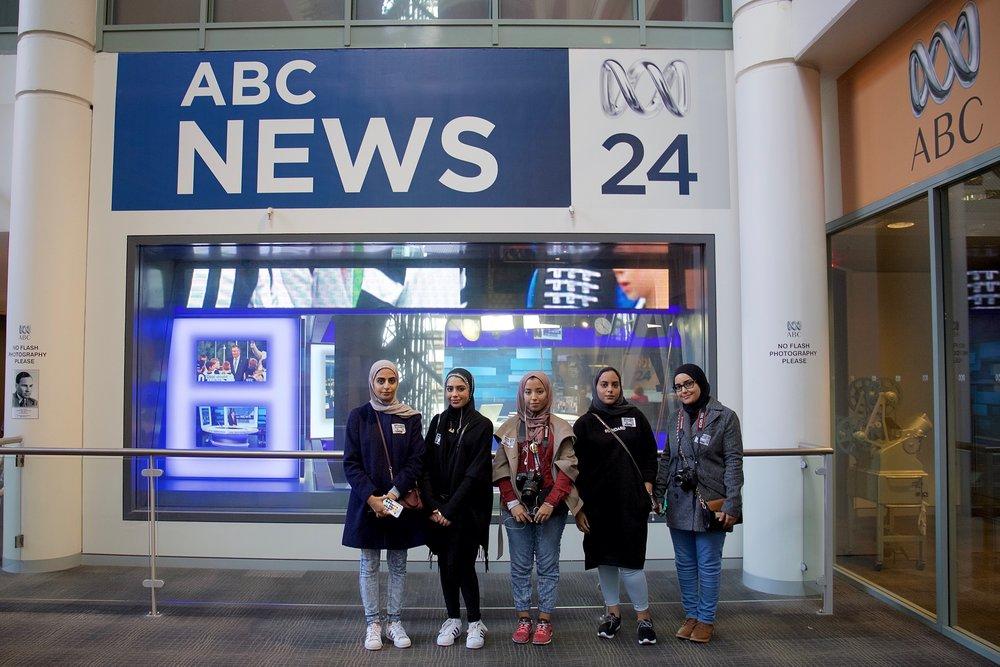 Australian Broadcasting Corporation الأسترالية ABC محطة