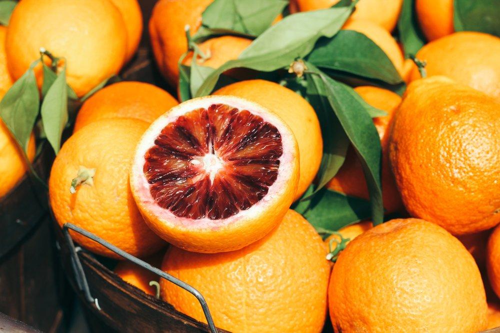 ②ビタミンCを果物&野菜からとる -