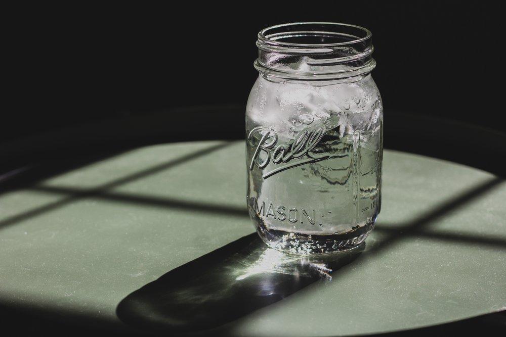 ⑤もっとお水を飲む -